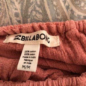 Billabong Tops - BILLABONG Tube Top SIZE M Women's